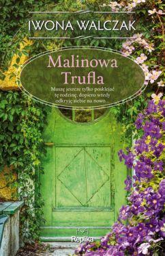 Okładka książki - Malinowa Trufla