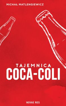 Okładka książki - Tajemnica Coca Coli