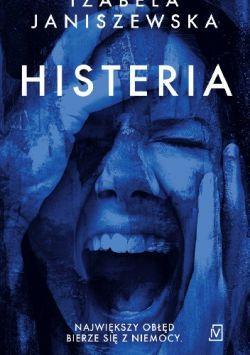 Okładka książki - Histeria