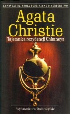 Okładka książki - Tajemnica rezydencji Chimneys