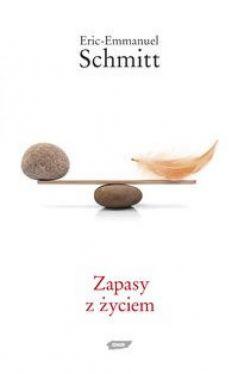 Okładka książki - Zapasy z życiem