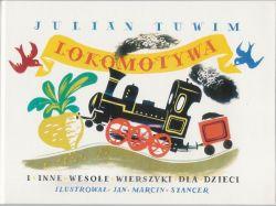 Okładka książki - Lokomotywa