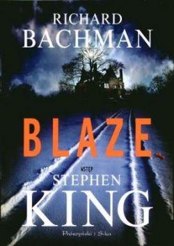 Okładka książki - Blaze