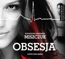 Okładka książki - Obsesja. Audiobook