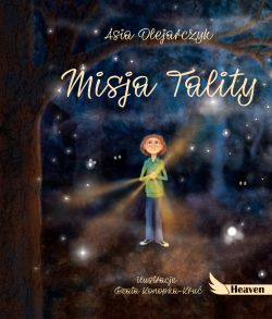 Okładka książki - Misja Tality