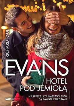 Okładka książki - Hotel pod jemiołą