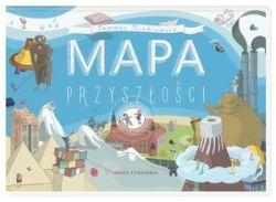 Okładka książki - Mapa przyszłości