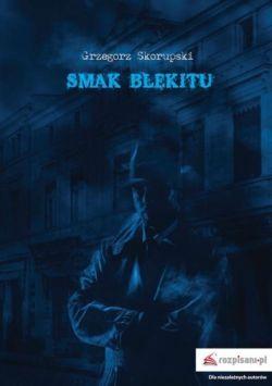 Okładka książki - Smak błękitu