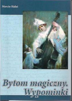 Okładka książki - Bytom magiczny. Wypominki