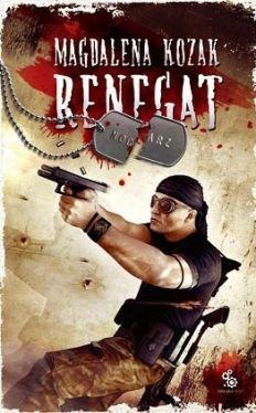 Okładka książki - Renegat