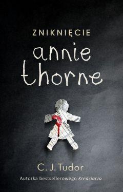 Okładka książki - Zniknięcie Annie Thorne