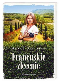 Okładka książki - Francuskie zlecenie