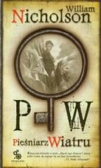 Okładka książki - Pieśniarz Wiatru