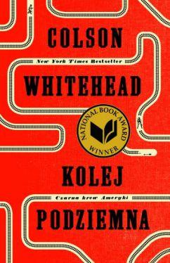 Okładka książki - Kolej podziemna. Czarna krew Ameryki