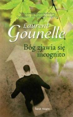 Okładka książki - Bóg zjawia się incognito