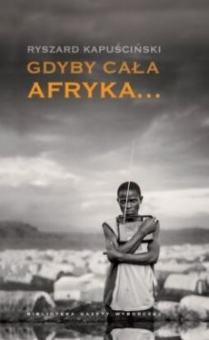 Okładka książki - Gdyby cała Afryka