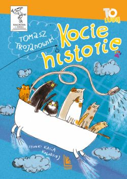 Okładka książki - Kocie historie cz I