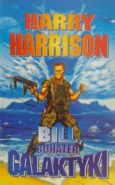 Okładka książki - Bill, bohater galaktyki