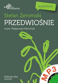 Okładka książki - Przedwiośnie. Audiobook