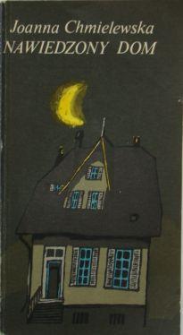 Okładka książki - Nawiedzony dom