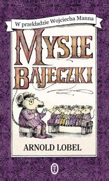 Okładka książki - Mysie bajeczki