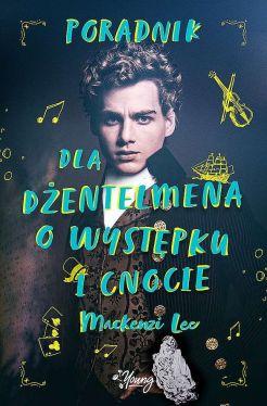 Okładka książki - Poradnik dla dżentelmena o występku i cnocie