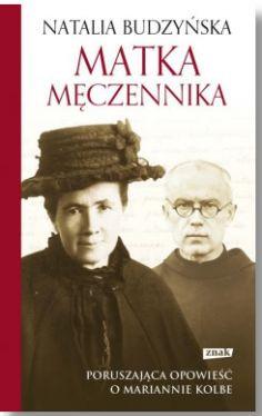 Okładka książki - Matka męczennika