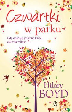 Okładka książki - Czwartki w parku