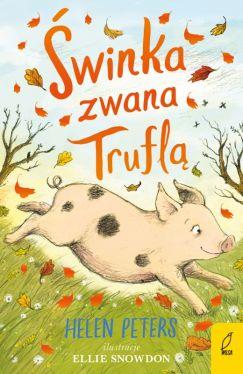 Okładka książki - Świnka zwana Truflą