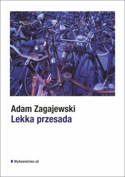 Okładka książki - Lekka przesada