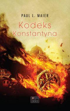Okładka książki - Kodeks Konstantyna