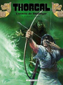 Okładka książki - Pustelnik ze Skellingar