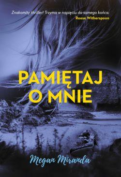 Okładka książki - Pamiętaj o mnie