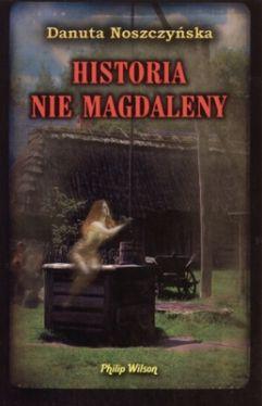 Okładka książki - Historia nie Magdaleny