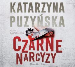 Okładka książki - Lipowo (#8). Czarne narcyzy. Audiobook