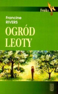 Okładka książki - Ogród Leoty