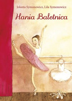 Okładka książki - Hania Baletnica