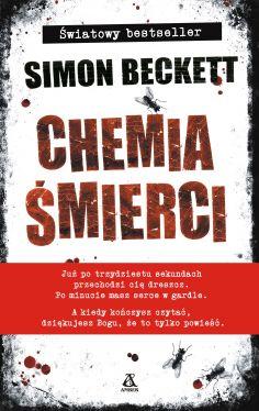 Okładka książki - Chemia śmierci