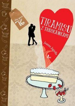 Okładka książki - Tiramisu z truskawkami