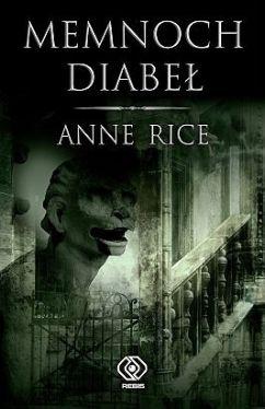 Okładka książki - Memnoch Diabeł