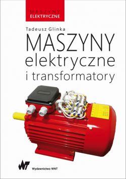 Okładka książki - Maszyny elektryczne i transformatory