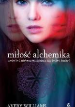 Okładka książki - Miłość alchemika