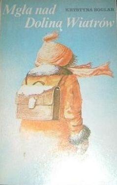 Okładka książki - Mgła nad Doliną Wiatrów