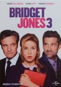 Okładka książki - Bridget Jones 3 (książka + film)