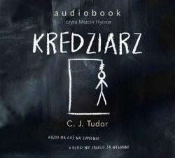 Okładka książki - Kredziarz. Audiobook