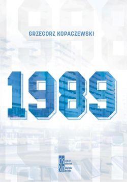 Okładka książki - 1989