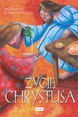 Okładka książki - Życie Chrystusa