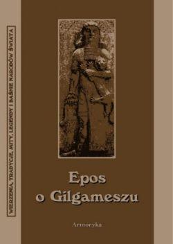 Okładka książki - Epos o Gilgameszu