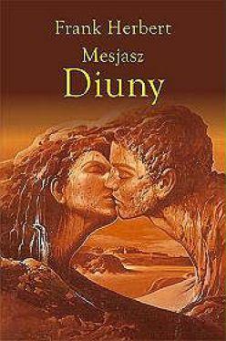Okładka książki - Mesjasz Diuny