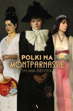 Okładka książki - Polki na Montparnassie
